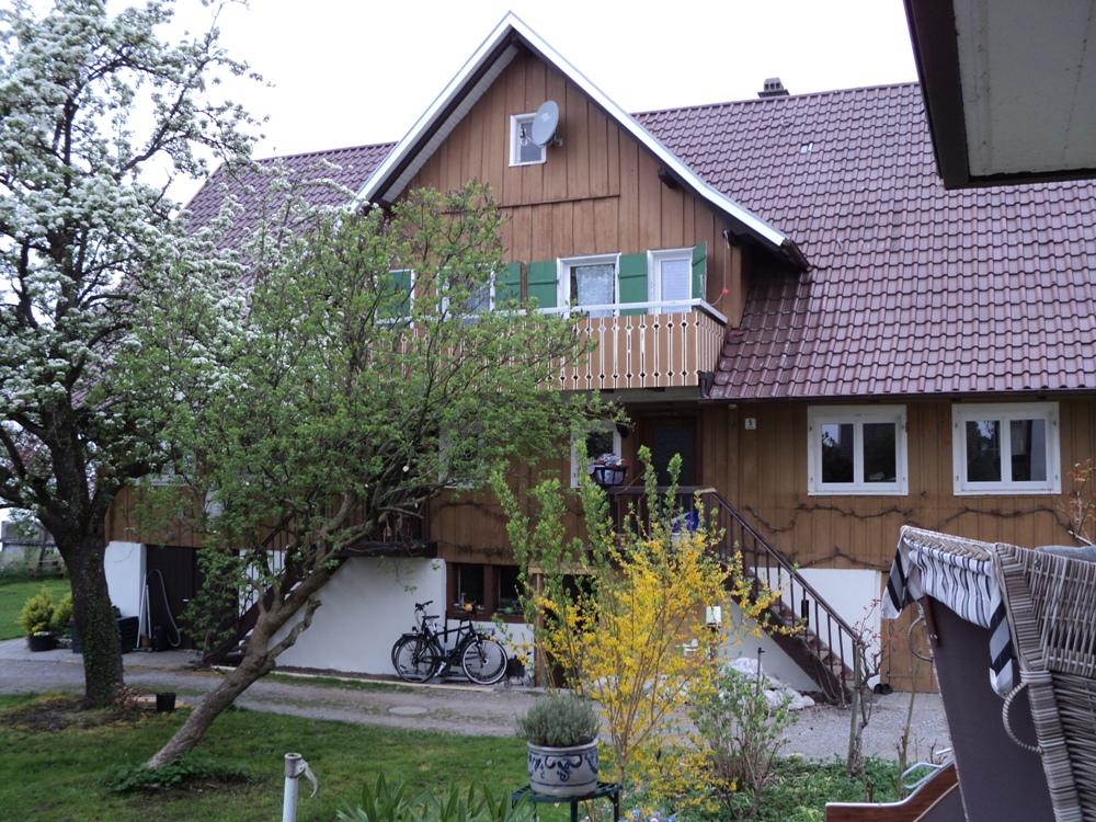Gästehaus - Eingang