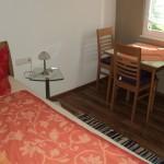 Doppelzimmer zum Garten (Zimmer Nr. 2)