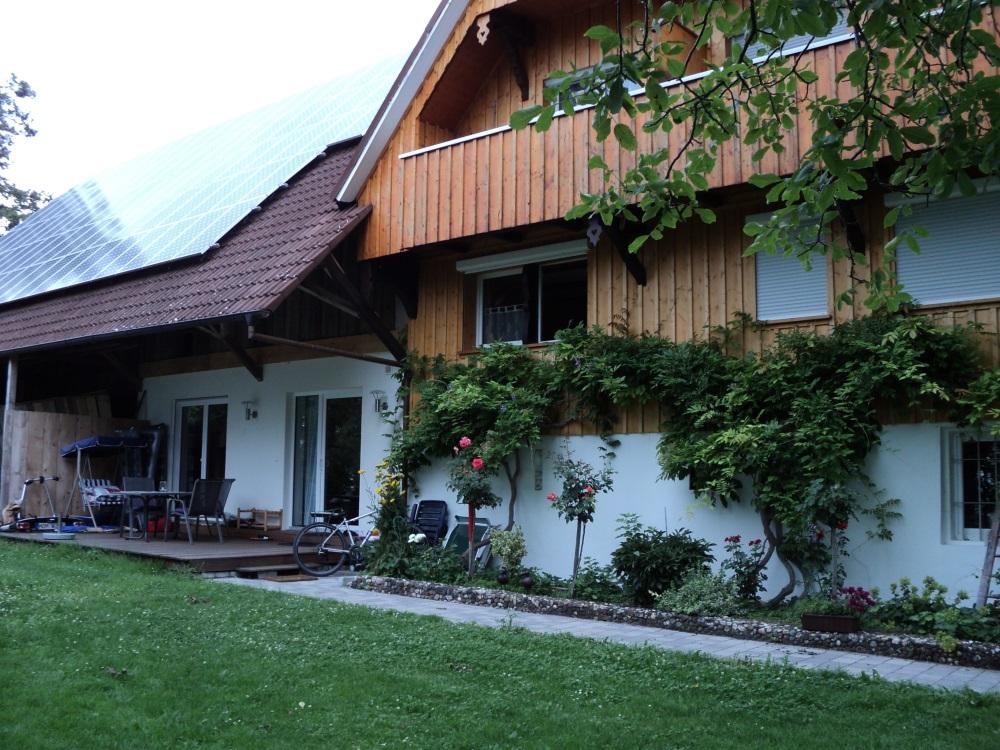 Gästehaus mit Ferienwohnung